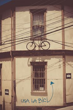 bici - Valparaiso -Chile Places To See, Destinations, To Go, Wanderlust, Explore, World, Travel, Amor, Olsen Twins