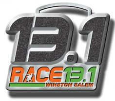 Race 13.1 Winston-Salem October 19 - half marathon