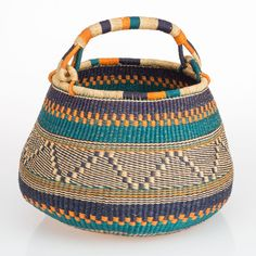 Asungtaba means helping each other succeed in Frafra language, spoken in the Northern region of Ghana. Each of our baskets is a unique hand-made product, size may fluctuate and color combination's may vary. No two pot baskets are exactly alike which makes each one a unique work of art. If you are looking for a Read the full article »