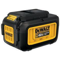 Dewalt 40-Volt Max Rechargeable Lithium Ion (Li-Ion) Cordless Power Eq