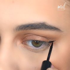 Model Makeup Tutorial, Brown Eye Makeup Tutorial, Wedding Makeup Tutorial, Flawless Face Makeup, Skin Makeup, Eye Makeup Steps, Natural Eye Makeup, Everyday Makeup Tutorials, Make Up Videos