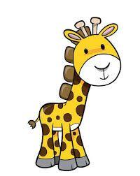 Resultado De Imagen Para Dibujos Infantiles A Color Jirafa Caricatura Dibujos Infantiles A Color Dibujos De Animales