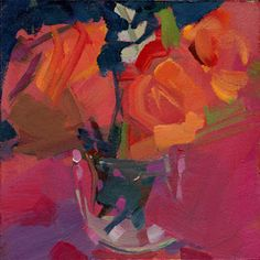 1564 Network - LISA DARIAS PAINTING A DAY