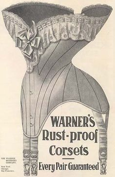 rust proof corset