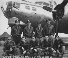 Arthur F. Chance Crew