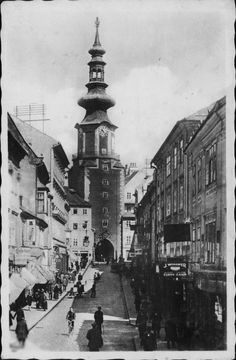 Bratislava, Beautiful Buildings, Street View, Times, Black And White, City, Photos, Historia, Pictures