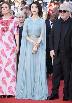 Fan Bingbing In Elie Saab Couture – 'Ismael's Ghosts' Cannes Film Festival Premiere 2017