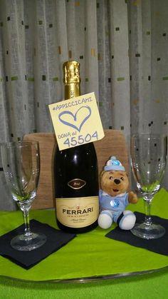 Antonio festeggia la vittoria del Napoli dedicandoci un'appiccicato alcolico!