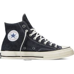 Converse Chuck Taylor All Star ˜70 – black Sneakers (1.035 ARS) ❤ liked on Polyvore featuring shoes, sneakers, converse, sapatos, black, converse trainers, converse sneakers, converse footwear, black shoes and kohl shoes