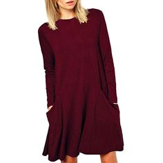 """Sunward(TM) Women Bodycon Short Sleeve Letter Sexy Mini Dress (L, Wine). As these sizes are Asian size, fitting for petite female,it is smaller 1-2 size than the US size, please choose the size careful. Size:S-Bust:80cm/31.5"""",Sleeve:21cm/8.2"""",Waist:66cm/25.9"""",Length:74cm/29.1"""". Size:M-Bust:84cm/33.0"""",Sleeve:21cm/8.2"""",Waist:70cm/27.5"""",Length:75cm/29.5"""". Size:L-Bust:88cm/34.6"""",Sleeve:22cm/8.6"""",Waist:74cm/29.1"""",Length:76cm/29.9""""...."""