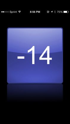 Feels Like weather IOS app. Get the only weather stat you really need: the wind chill or heat index. This number represents what it actually Feels Like outside, not just the temperature. Data comes from the nearest of 1,867 National Weather Service stations across the United States.