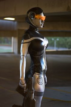 EDI from Mass Effect 3