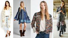 Gioielli Donna Boho Chic  La gonna ampia a più strati è una componente fondamentale dello stile boho. Potete abbinarle a tuniche o giacche in tessuto. Ma anche gli jeans skinny e i cardigan di lana possono aiutarvi a creare un'immagine bohémien memorabile.
