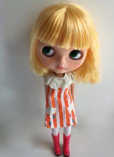 Muñeca personalizada de Alexia bythe ooak por Cococinnelle en Etsy