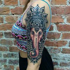 Ganesha by Ion @ionrosgrim