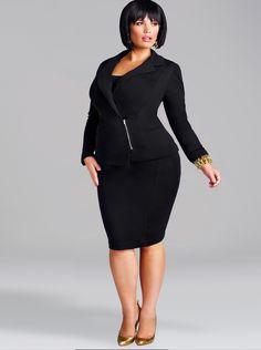 monif c plus-size fashions | ... Plus Size Suits by Monif C. | Pasazz.net - Online Plus Size Clothing