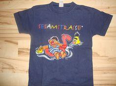 T-Shirt Sesamstraße Gr.116