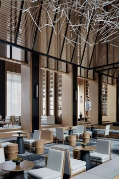 Jinan Bocuishan Sales Center | Beijing Fenghemuchen Space Design | Media - Photos and Videos - 4 | Archello