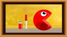 Learn Colors with Pacman Injection.Colors learning Videos for Kids Toddl...
