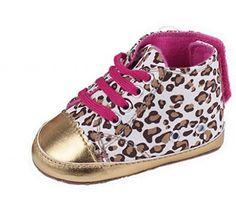Smile YKK Leopard Baby-Mädchen Lauflernschuhe Baby Schuh 11 Golden - http://on-line-kaufen.de/smile-ykk/schuh-laenge-11cm-smile-ykk-leopard-baby-maedchen