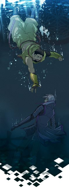 Save him Ieyasu!! (This is a re-upload since the first one was so blurry)