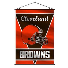 "Cleveland Browns Premium 28x40"" Wall Banner"