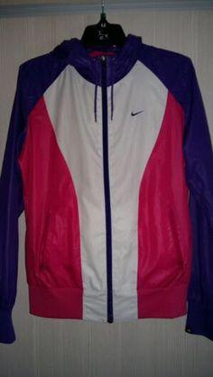 Vintage Jacket, Nike Jacket, Athletic, Zip, Jackets, Fashion, Down Jackets, Moda, Nike Vest
