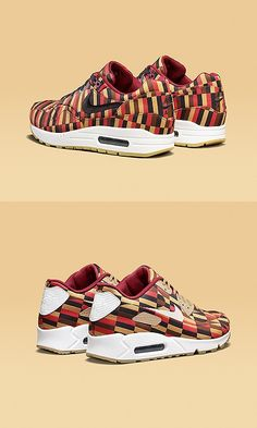 London Underground x Nike Air Max 90 & 1