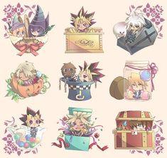 Yu-Gi-Oh! Yugi & Yami/Atem