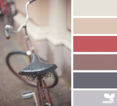 Bicycle Tones~Design Seeds
