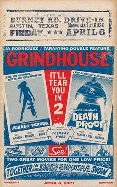Grindhouse: Planet Terror & Death Proof