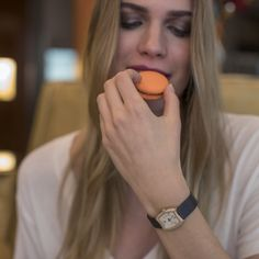 There is always a time for macarons - Bedat & Co Watch
