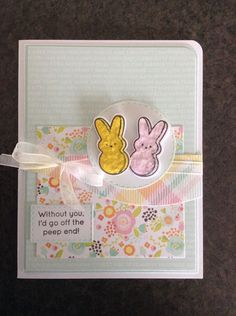 Simon Says March card kit