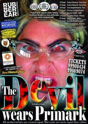The Devil Wears Primark - Comedy touring Cyprus (Island-wide)