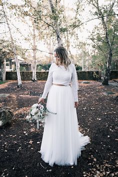 89752075c658 Theia Couture Ruby Top and Tilly Skirt - Used Wedding Dresses - Stillwhite  Wedding Dress Separates