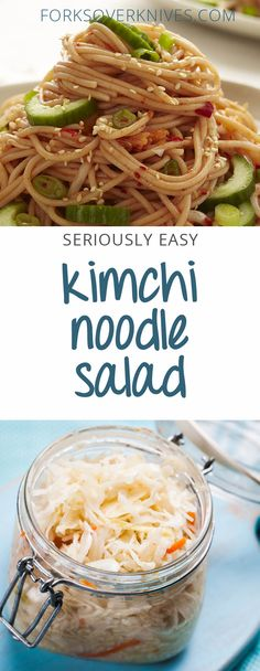 Kimchi is a fermented condiment made from any number of vegetables. In this recipe, I like to use a very spicy cabbage kimchi, and I recommend you do, too. Taste your kimchi first and use less of it if you...  Read more