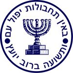 "Mossad -- Israel's version of the CIA ""The Institute for Intelligence and Special Operations"""