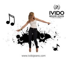 It's Friday. Grab your pair of Ivido Jeans and let's celebrate your hips Lets Celebrate, Jeans Brands, Friday, Celebrities, Decor, Celebs, Decoration, Decorating, Dekorasyon