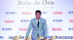 Cristiano Ronaldo picks Lionel Messi to win Ballon d'Or - ESPN FC
