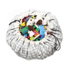play & go, Spielteppich/Sack, diamond+blue Toy Storage Bags, Lego Storage, Nursery Organisation, Play N Go, Go Bags, Decoration, Bean Bag Chair, Furniture, Home Decor