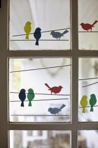 When Window Decorating, Design Is Everything | http://whatwomenloves.blogspot.com/2014/04/when-window-decorating-design-is.html