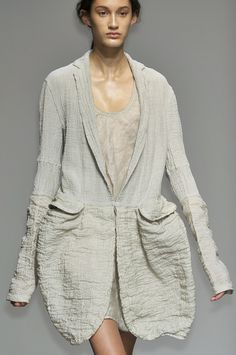 bring this one back please.. Calvin Klein Spring 2010 - Details