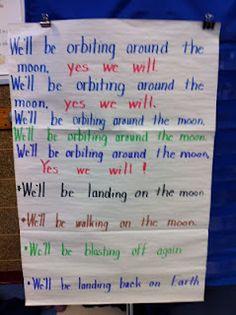 Solar System chant
