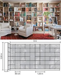 I would love this as a divider wall between the living room and formal dining room--llj