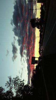 Saginaw-sunset