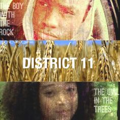 District 11... I never thought of this before...