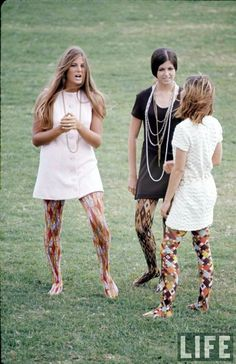 "ARTHUR SCHATZ-""High School Fashions, 1969, LIFE magazine""