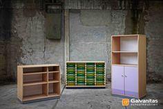 Galvanitas producten: kastenlijn - Trendy