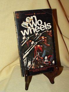 On Two Wheels Don McKay Laurel Leaf Dell 6589 1st Print Mar 1971 Motorcycle PB