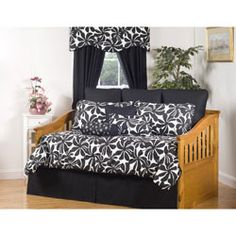 Swirl 10-piece Daybed Set. I still need cute daybed bedding.